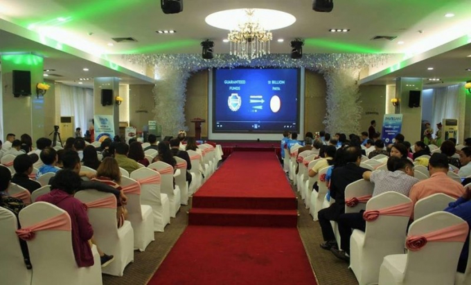 Ứng dụng Payasian sẽ nhanh chóng phủ sóng trên toàn thị trường châu Á.