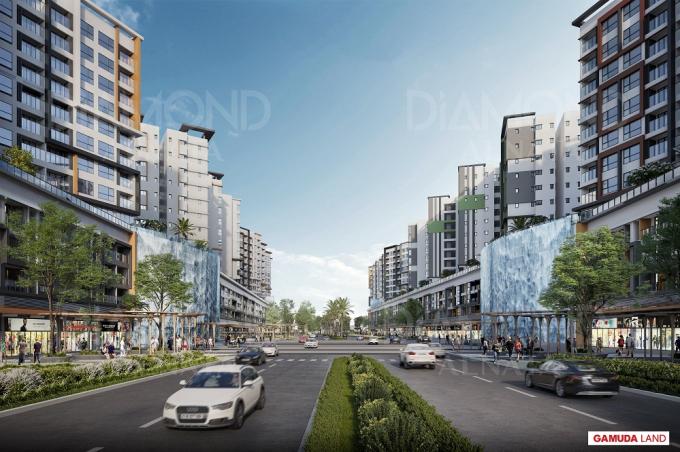 Dự án Celadon City.