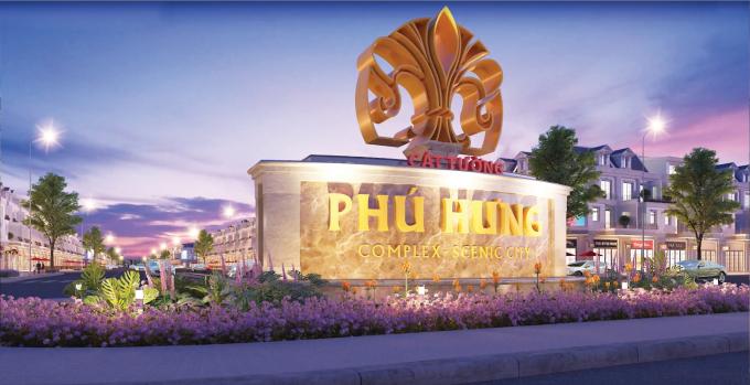 Cát Tường Phú Hưng đang là tâm điểm của các nhà đầu tư bất động sản Bình Phước.