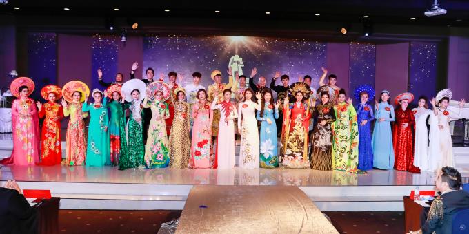 Nhiều gương mặt là người nổi tiếng tại Việt Nam cũng có mặt trong sân chơi đẳng cấp quốc tế Hoa hậu & Nam vương Doanh nhân người Việt Toàn cầu 2019
