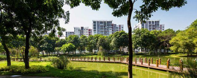 Một trong số những đô thị thấu hiểu sâu sắc những giá trị của thiên nhiên và con người.