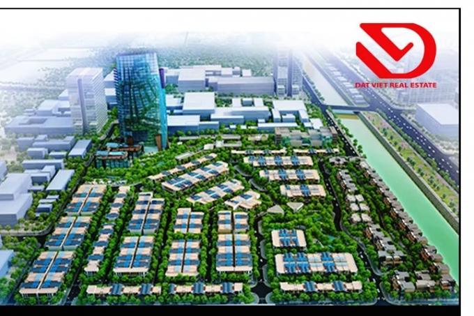 Dự án Paradise City mà Công ty Đất Việt tự vẽ ra.