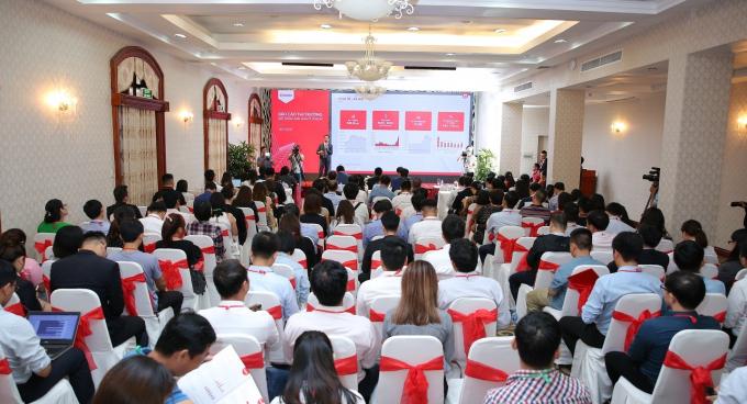 """Sự kiện """"Báo cáo thị trường Bất động sản Nhà ở TP HCM Quý II năm 2019"""" do DKRA Vietnam tổ chức vào ngày 4/7."""