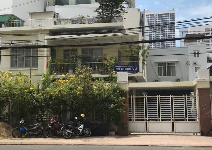 Khu đất có địa chỉ tại số 42 Nguyễn Thị Minh Khai, phường Lộc Thọ, TP Nha Trang hiện đang là Sở Ngoại vụ tỉnh Khánh Hòa.