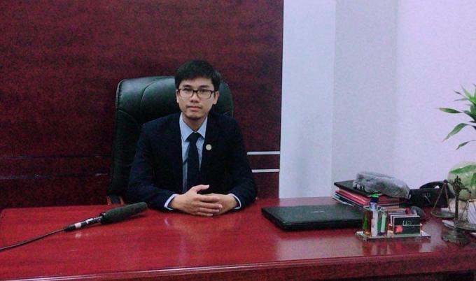 """Luật sư Trương Hồng Điền cho rằng, vụ việc trên có dấu hiệu của hành vi """"Lạm dụng tín nhiệm chiếm đoạt tài sản""""."""