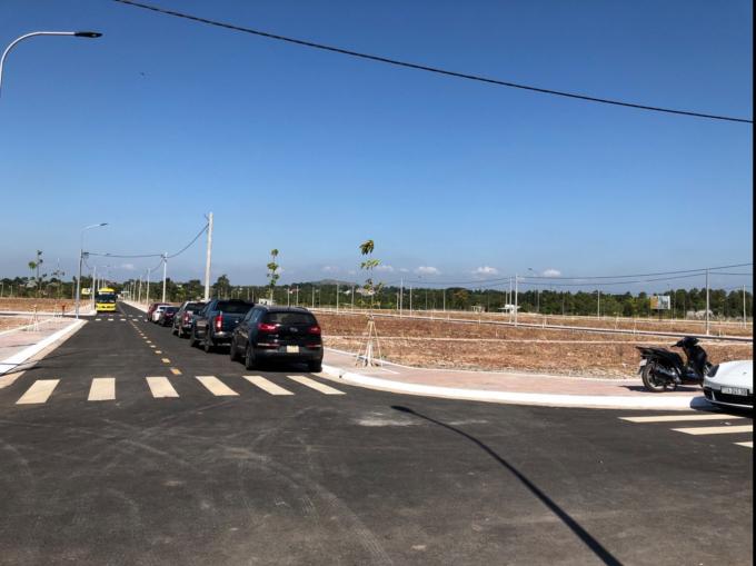 Ngày càng có nhiều dự án nhà phố, đất nền được đầu tư xây dựng trên địa bàn tỉnh BR-VT.