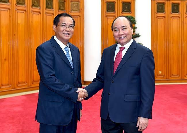 Thủ tướng Nguyễn Xuân Phúc đánh giá cao kết quả hợp tác giữa hai nước trong thời gian qua trên nhiều lĩnh vực.