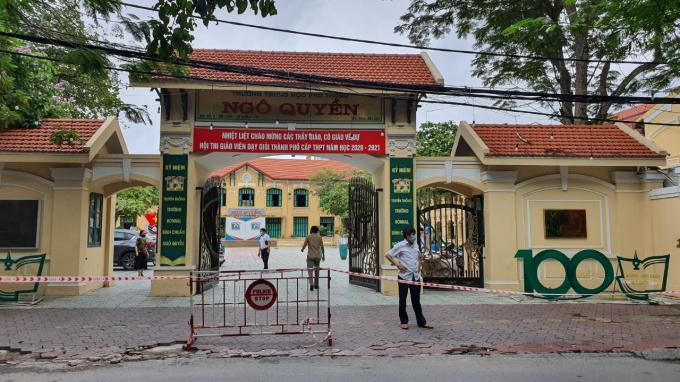 Trường THPT Ngô Quyền