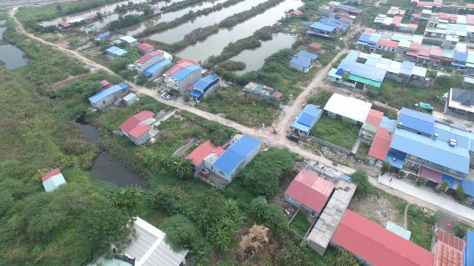 UBND quận Hải An sẽ kiên quyết cưỡng chế các đối tượng vi phạm sử dụng đất tại khu 9,2 ha nếu không tự tháo dỡ, di dời tài sản có trên đất.