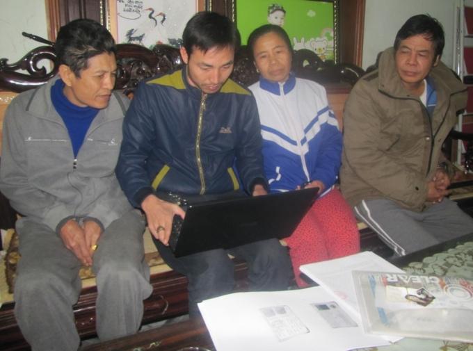 Nhiều hộ gia đình tố cáo bà Nguyễn Thị Mai lừa đảo với số tiền hàng tỷ đồng với PV Phapluatplus.vn.