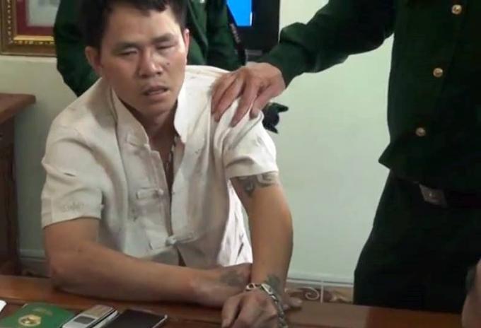 Đối tượng Ngô Sỹ Mạnh thừa nhận hành vi buôn bán, vận chuyển số ma túy trên của mình.