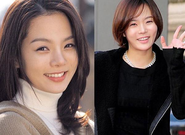 Chae Rim vốn xinh đẹp nên nhiều người tỏ ra khó hiểu khi thấy nữ diễn viên dùng công nghệ thẩm mỹ để