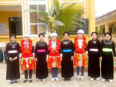 Hội phụ nữ xã Phúc Yên, Lâm Bình, Tuyên Quang.