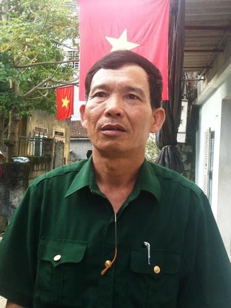 Ông Lê Quang Hào mong muốn mọi người dân trước hết phải hiểu và tuân thủ pháp luật.