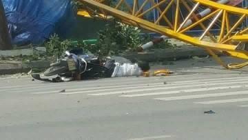 Một nạn nhân tử vong tại chỗ.