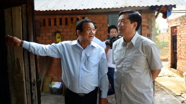 Sau 30 ngày nhận chức, Bí thư Thành ủy TP HCM Đinh La Thăng đã để lại nhiều dấu ấn trong lòng người dân. (Ảnh Internet)