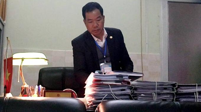 Ông Nguyễn Hoàng Hà - Phó chủ tịch UBND huyện Chiêm Hóa.