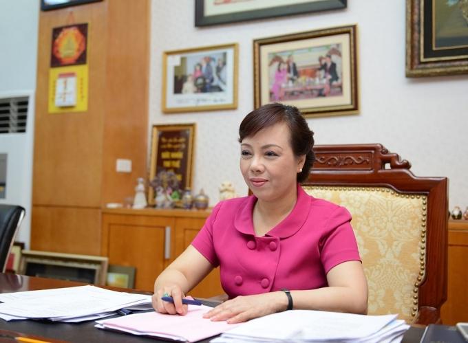"""Bộ trưởng Bộ Y tế Nguyễn Thị Kim Tiến: """"Phải tôn vinh thực phẩm sạch và loại bỏ thực phẩm bẩn"""" (Ảnh internet)."""