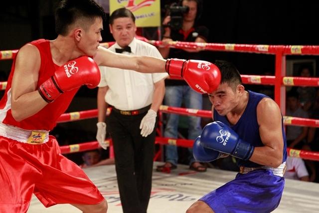 Trình độ chuyên môn của các võ sĩ boxing ngày càng được nâng cao qua các giải đấu