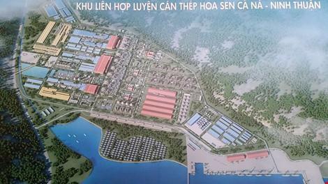 Siêu dự án thép này có giá gần 10 tỷ USD.