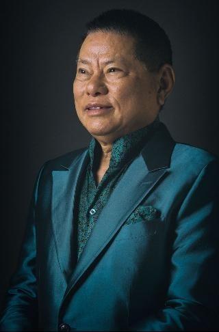 Hoàng Kiều, người được cho là bạn trai tỷ phú của Ngọc Trinh. Ảnh:Forbes.