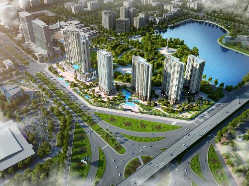 D'. Capitale là một trong số những dự án sang trọng và đẳng cấp đã đưa Tân Hoàng Minh Group vào Top 10 chủ đầu tư của năm.