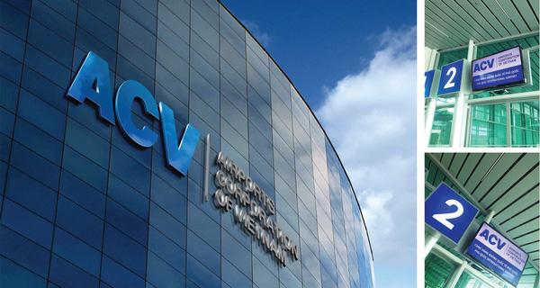 Tổng công ty Cảng Hàng không Việt Nam – CTCP (ACV)