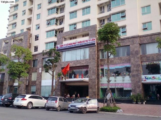 Trụ sở Công ty Lideco tại KĐT mới Dịch Vọng.
