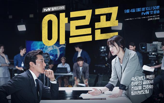 Kim Joo Hyuk vừa hoàn thành