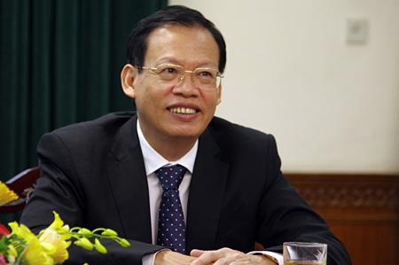 ÔngPhùng Đình Thực, nguyên Tổng Giám đốc Tập đoàn Dầu khí Việt Nam.