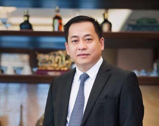 Ông Phan Văn Anh Vũ, tức Vũ