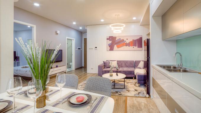 Đầu tư căn hộ cho thuê đang thu hút giới đầu tư