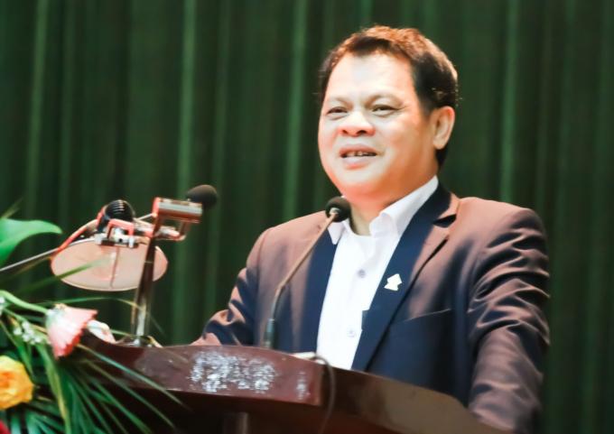 Ông Hoàng Tiến Dũng - Giám đốc Sở KH&ĐT tỉnh Điện Biên (ảnh - sotc.dienbien.gov.vn)