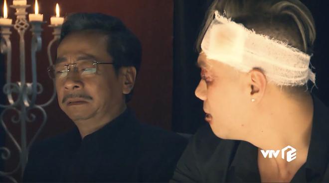 Phan Quân xử Phan Hải để tìm hiểu âm mưu đứng đằng sau chuỗi sự việc khó hiểu đang xảy ra.