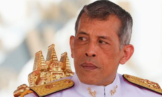 Vua Thái LanMaha Vajiralongkorn.