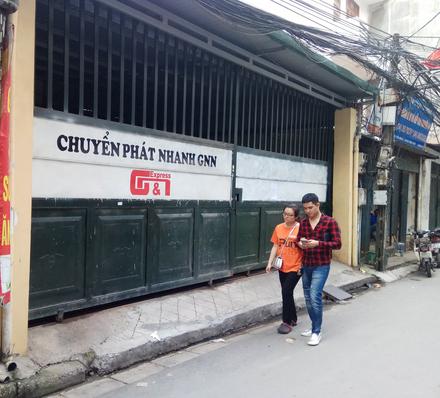 Trụ sở Công ty GNN tại Hà Nội đóng cửa chiều 4-9