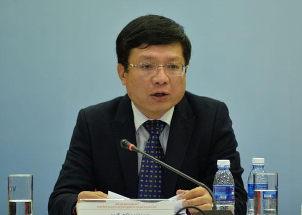 Ông Hồ Sỹ Hùng.
