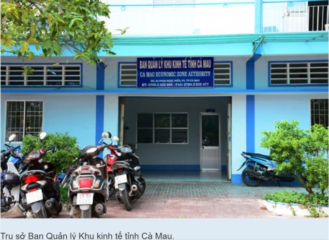 Ban Quản lý khu kinh tế tỉnh Cà Mau: Đi tiếp khách nhưng...không chứng minh được tiếp khách nào?