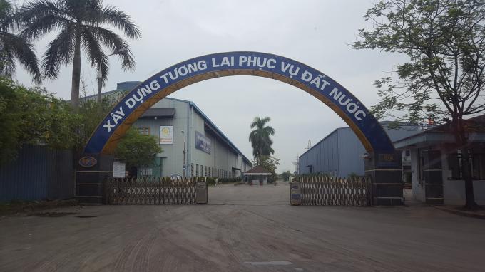 Trụ sở VPS tại Hải Phòng.