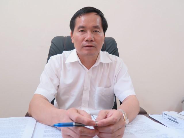 Ông Nguyễn Văn Huyện, Tổng cục trưởng Tổng cục Đường bộ (Bộ GTVT).