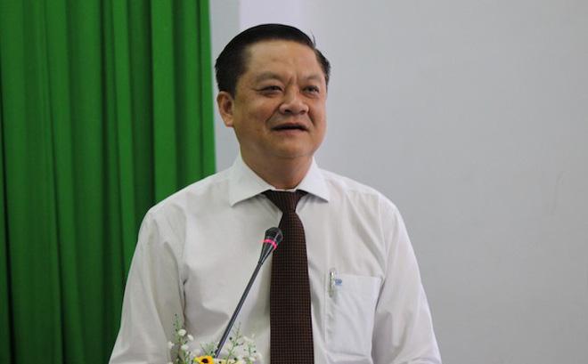 Ông Dương Tấn Hiển, PCT UBND TP Cần Thơ.