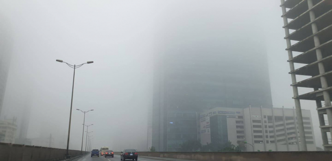 Toà nhà Keang Nam đứng thứ 2 Việt Nam về độ cao. Trong khi đó toà tháp TheLandmark 81, với độ cao dự kiến 461 m, gồm 81 tầng được xây dựng tại vị trí trung tâm của khu đô thị Vinhomes Central Park, quận Bình Thạnh, TP HCM đang chiếm giữ vị trí số 1. Ảnh Chí Kiên.