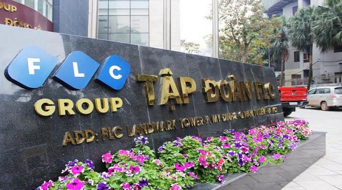 Trụ sở Tập đoàn FLC tại Hà Nội.