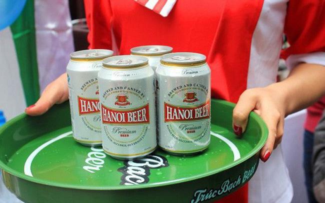 Năm 2018, sản lượng tiêu thụ bia của HAT là 68,8 triệu lít.