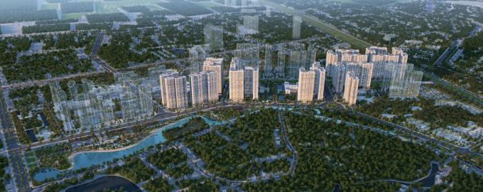Đại đô thị thông minh hiện thực hóa ước mơ của người Việt.(Ảnh minh họa)
