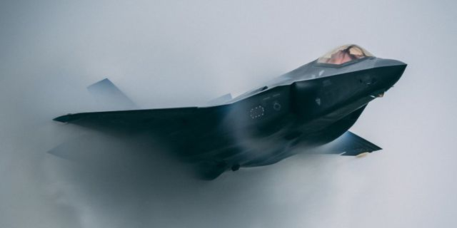 Một chiếc F-35 của Nhật Bản (Ảnh minh họa: Không quân Mỹ)