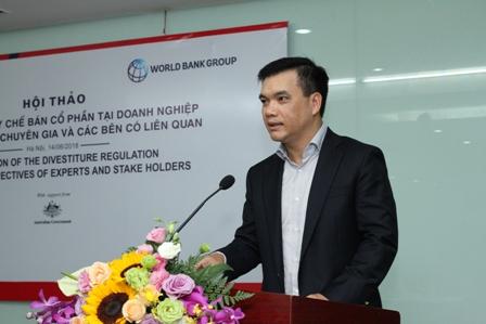 Ông Nguyễn Chí Thành.