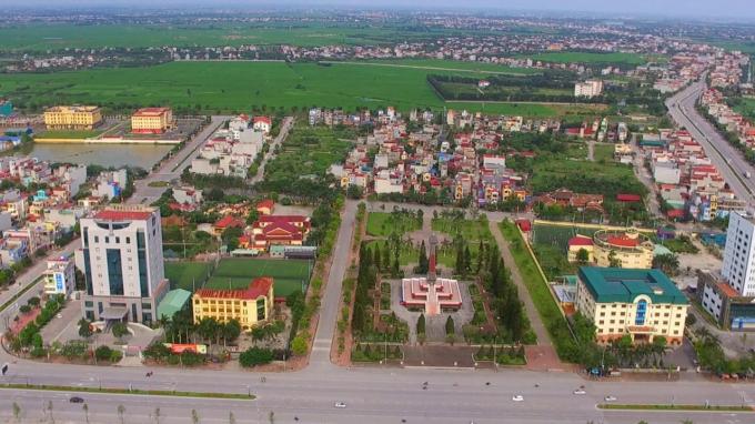 Một góc Thành phố Hưng Yên. Ảnh minh hoạ