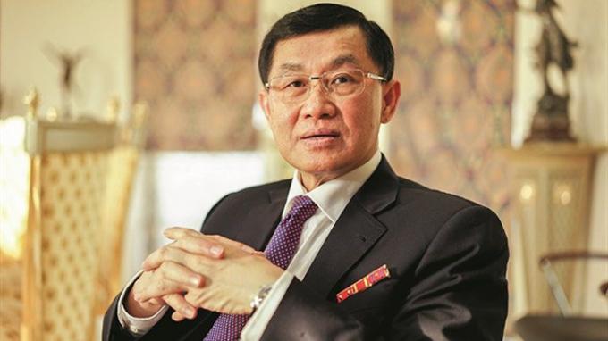 Doanh nhân Johnathan Hạnh Nguyễn.