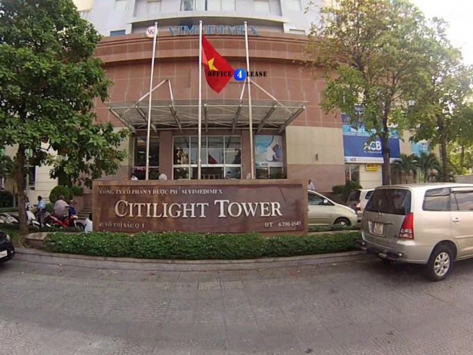Tòa nhà Citilight Tower số 45 Võ Thị Sáu, quận 1, thành phố Hồ Chí Minh;